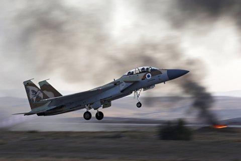 ВВС Израиля разбомбили в Сирии завод с химоружием в считанных километрах от базы с российскими ЗРК