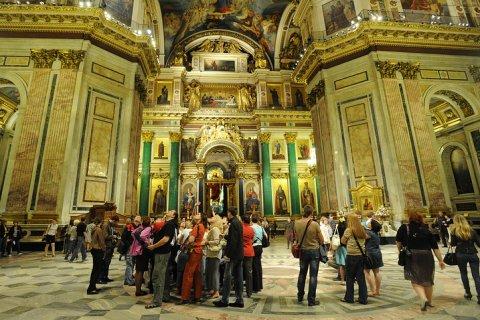РПЦ может получить Исаакиевский собор в любой момент