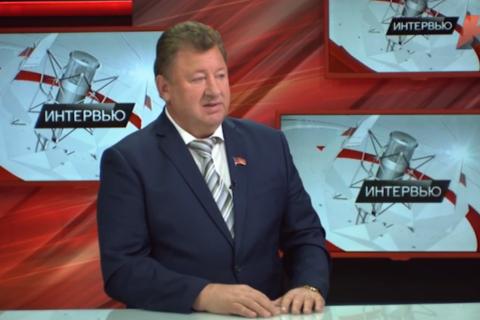 Интервью Владимира Кашина