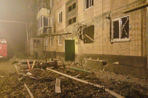 В результате обстрела Донбасса погибло три мирных жителя