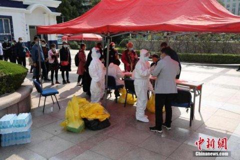 В Китае после заражения 12 человек протестируют все население 9,5-миллионного города