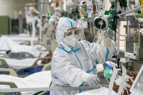 В России заразились коронавирусом более 476 тысяч человек. Половина уже выздоровела