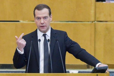 Медведев ответил на вопрос о расследовании Навального: «Лживые продукты политических проходимцев»