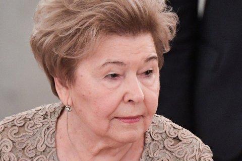 Наина Ельцина считает «лихие девяностые» «святыми»