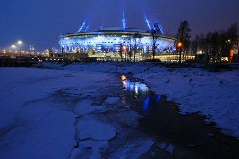 Правительство Петербурга выделило на достройку официально построенной «Зенит-Арены» еще 2 млрд рублей