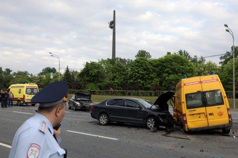 В Москве, из-за противодействия ФСО, на Кутузовском проспекте ежегодно погибают десятки человек
