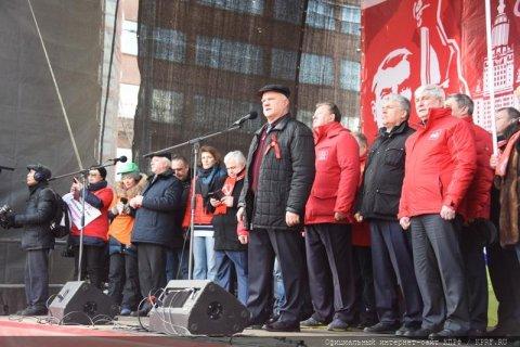 Геннадий Зюганов: Дадим отпор либеральной своре