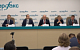 Прямая он-лайн трансляция с пресс-конференции Геннадия Зюганова «Честные и демократичные выборы – лучший способ вывода страны из системного кризиса»