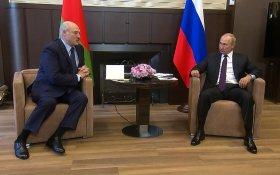 Путин и Лукашенко «могут» подписать все «дорожные карты» в начале сентября