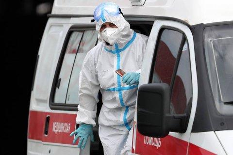 Число инфицированных коронавирусом достигло 1 041 тысяч человек