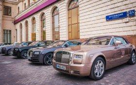 В 2020 году в России было продано рекордное количество лимузинов Rolls-Royce за последние 110 лет