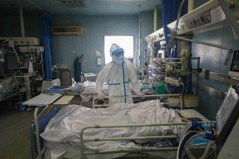 Число зараженных коронавирусом превысило 71 тыс. человек