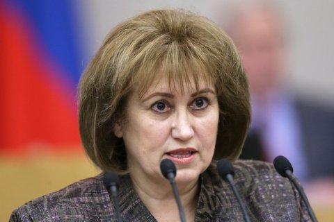 Вера Ганзя обвинила министра Орешкина в занятии «непонятно чем»