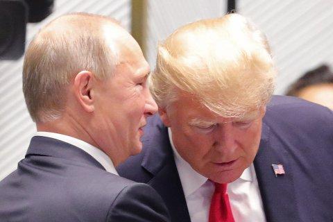 Трамп рассказал о предвидении будущего, поздравлении Путина и победе в гонке вооружений