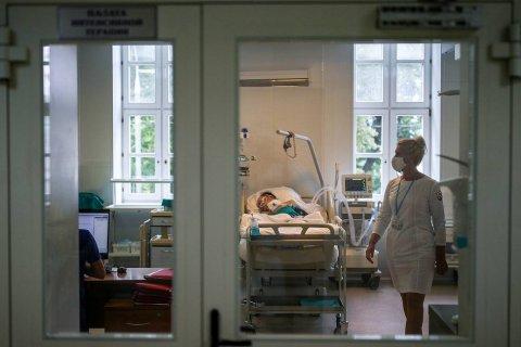 С начала эпидемии в России умерли от коронавируса более 12 тысяч человек