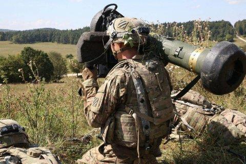 В США подготовили новый пакет военной помощи Украине с противотанковыми комплексами Javelin
