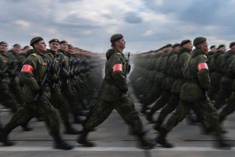 Владимир Путин увеличил штат Вооруженных сил до 1,9 миллиона человек
