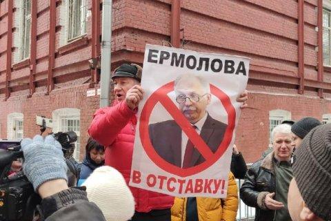 Московские коммунисты потребовали отставки главы Мосгоризбиркома