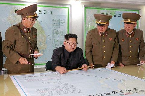 КНДР объявила о создании полноценных ракетно-ядерных сил