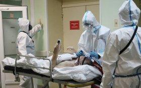 В России за сутки выявили более 16 тысяч заразившихся коронавирусом. Это рекорд с начала эпидемии