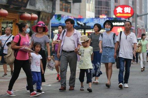 Численность населения Китая приблизилась к 1,4 млрд человек
