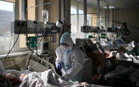 Коронавирус в России ставит новые рекорды: Более 33 тысяч зараженных и более 1 тысячи умерших
