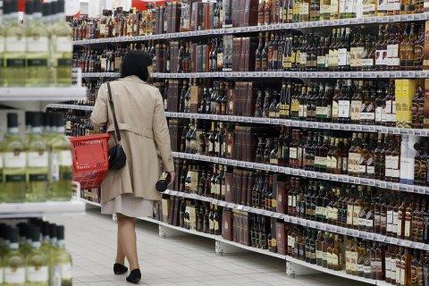 Почти весь проверенный контролерами в I квартале алкоголь производился и продавался незаконно