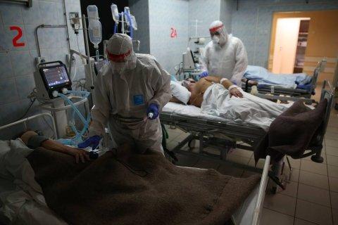 В России с начала эпидемии заразились коронавирусом более 5 млн человек