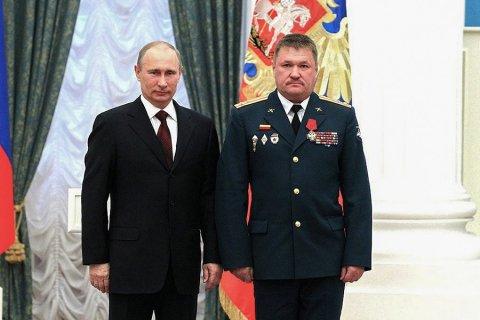 Российский генерал погиб в Сирии в результате минометного обстрела