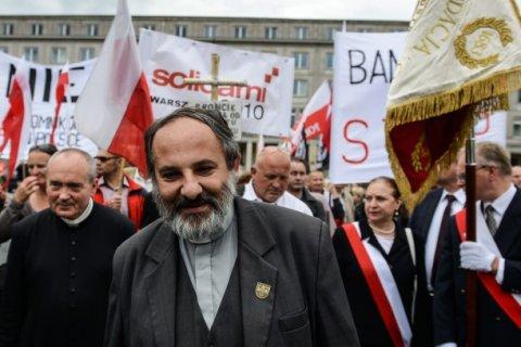 В Варшаве требуют признать геноцидом резню УПА на Волыни