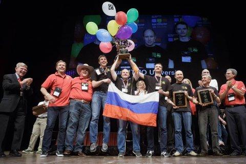 Студенты из МГУ выиграли чемпионат мира по программированию