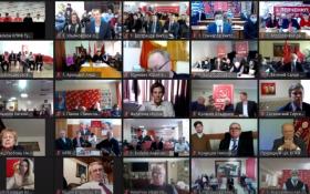 Прямая онлайн трансляция с XI (октябрьского) пленума ЦК КПРФ