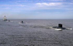 Россия увеличила эскадру подводных лодок в Средиземном море до пяти единиц