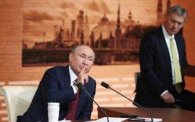 В Кремле заявили об отсутствии эпидемии коронавируса в РФ
