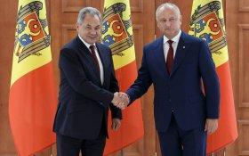 Шойгу предложил Молдове уничтожить российские арсеналы боеприпасов в Приднестровье
