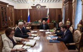 Путин обеспокоился низкими доходами россиян