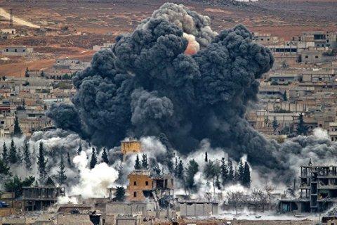 Самолеты США нанесли удары по сирийским военным. Подробности