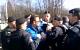 В Волоколамске произошли столкновения местных жителей с полицией