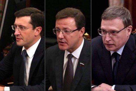 Курьезы. Новые губернаторы. Атака клонов?