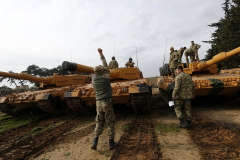 Асад расценил операцию Турции в Африне как поддержку терроризма в Сирии
