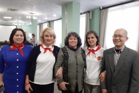 Слушатели партшколы ЦК КПРФ обменялись опытом с представителями Кубы и Вьетнама
