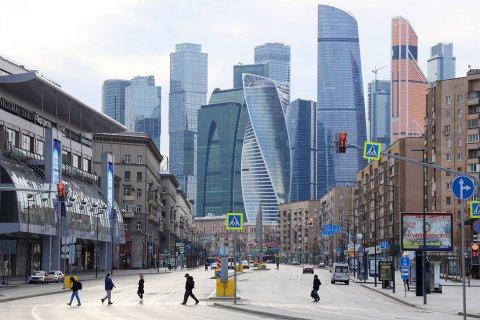 ВВП России во втором квартале сократился почти на 10%