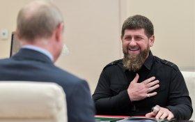 Рамзан Кадыров заявил, что россияне «должны избрать Путина пожизненным президентом». Комментарии соцсетей
