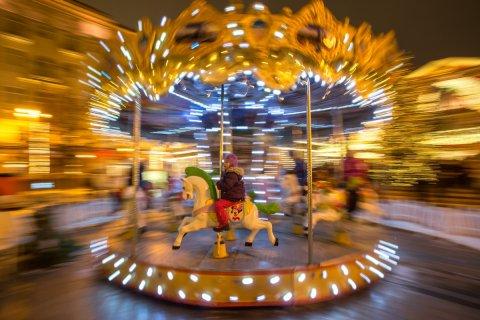 Стоимость новогодней иллюминации Москвы оказалась завышенной в пять раз
