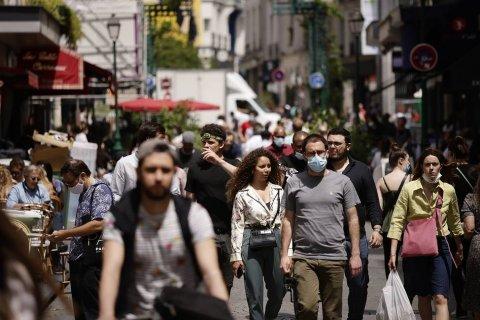 В Европе к концу июля планируют привить 70% населения