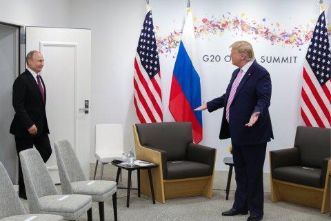 В МИД РФ все еще надеются на дружбу с США