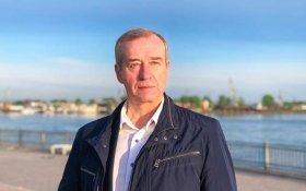 Сергей Левченко заявил о решимости идти на губернаторские выборы в Иркутской области