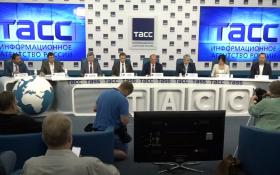 Прямая он-лайн трансляция с пресс-конференции Геннадия Зюганова. 28 июля 2021