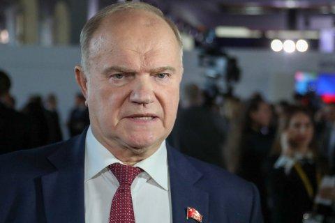Геннадий Зюганов заявил, что КПРФ оказывает правовую помощь задержанному в Иркутске депутату Андрею Левченко
