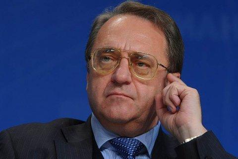 МИД: Россия готова рассмотреть просьбы Ирака и Ливии о помощи